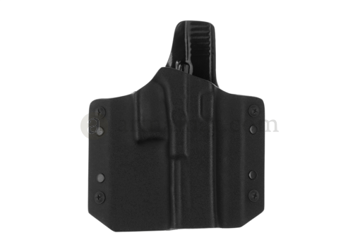 ARES Kydex Holster for Glock 17/19 Black (Warrior)