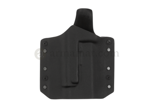 ARES Kydex Holster for Glock 17/19 with TLR-1/2 Black (Warrior)