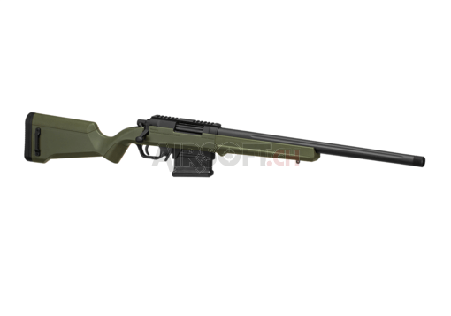 AS-01 Striker Bolt Action Sniper Rifle OD (Amoeba)