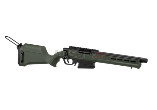 AS-02 Striker Bolt Action Sniper Rifle OD (Amoeba)