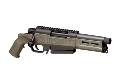 AS-03 Striker Bolt Action Sniper Rifle OD (Amoeba)