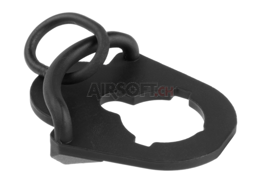 ASAP Sling Mount for AEG Black (Metal)