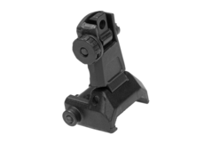 ASR020-Flip-Up-Rear-Sight-Plastic-Black-Ares