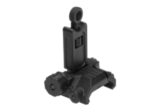 ASR021-Flip-Up-Rear-Sight-Plastic-Black-Ares
