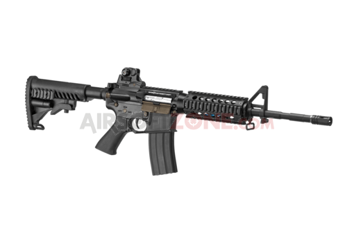 ASR104 M4 RIS Rifle Black (APS)