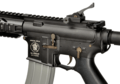 ASR107 Raptor Rifle Black (APS)
