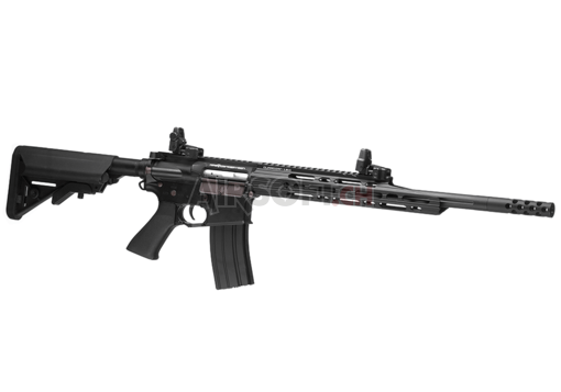 ASR110B Guardian Match Grade Rifle Black (APS)