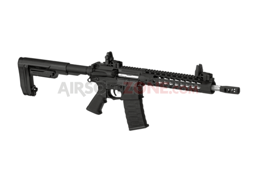 ASR114R2 10 Inch Keymod RS-2 Match Grade Rifle Black (APS)