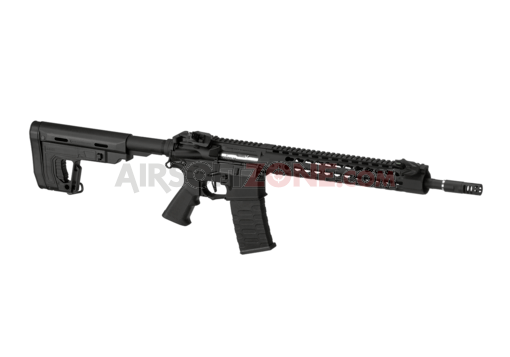 ASR115R1 12.5 Inch Keymod RS1 Match Grade Rifle Black (APS)