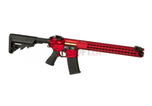 ASR119 BOAR Defense Ambi Rifle Red (APS)