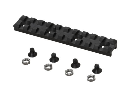 AUG MSM 10 Slot Rail Black