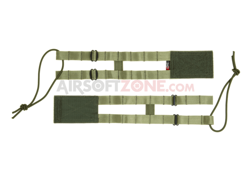 AVS 2-Band Skeletal Cummerbund Ranger Green (Crye Precision by ZShot) Medium