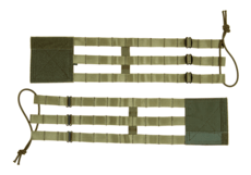 AVS-3-Band-Skeletal-Cummerbund-Ranger-Green-Crye-Precision-by-ZShot-Medium