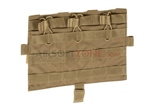 AVS/JPC MOLLE Front Flap M4 Coyote (Crye Precision by ZShot)