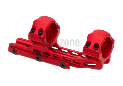 Accu-Sync 30mm High Profile 50mm Offset Rings Red (Leapers)