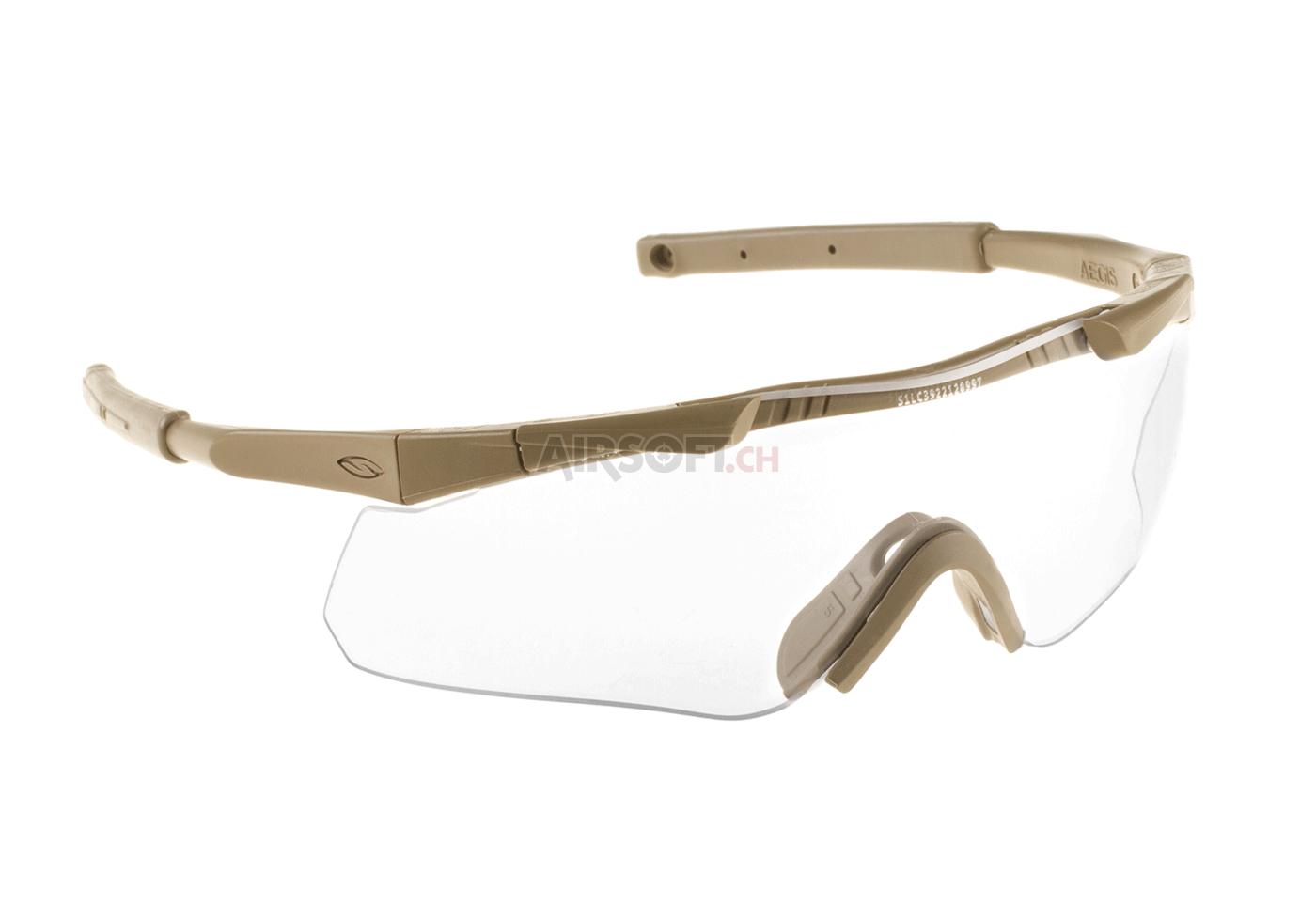 f665ddf114 Aegis ARC Field Kit Tan (Smith Optics) - Eyewear - Protective ...
