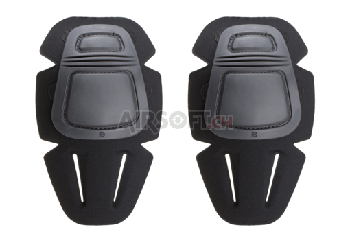 Airflex Combat Knee Pads Black (Crye Precision)