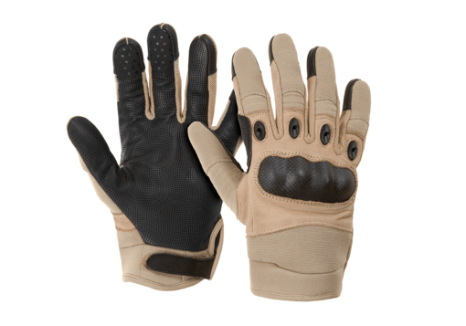 Assault Gloves Tan M