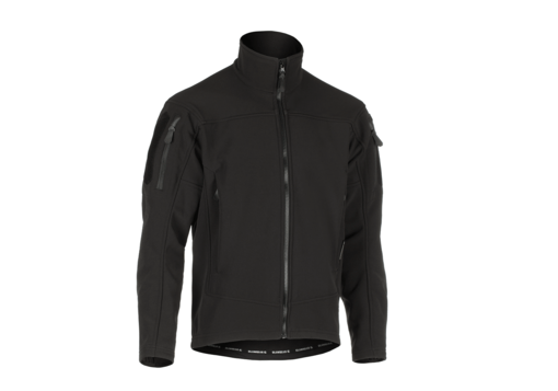 Audax Softshell Jacket Black S