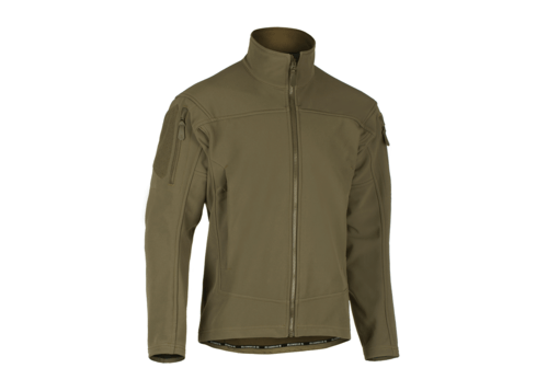Audax Softshell Jacket RAL7013 XL