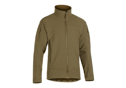 Audax Softshell Jacket Swamp XL