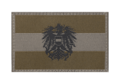 Austria Emblem Flag Patch RAL7013