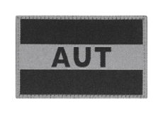 Austria-Flag-Patch-Black-Clawgear