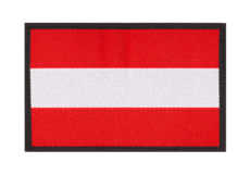 Austria-Flag-Patch-Color-Clawgear