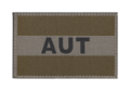 Austria Flag Patch RAL7013