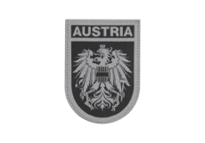 Austria-Patch-Black-Clawgear