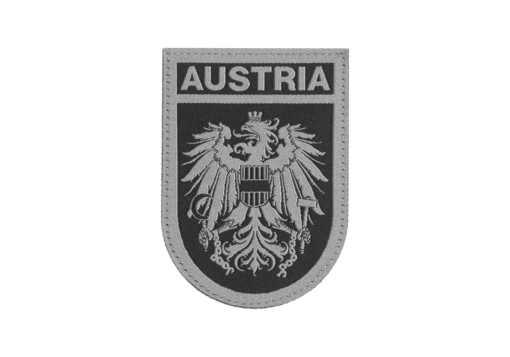 Austria Patch Black