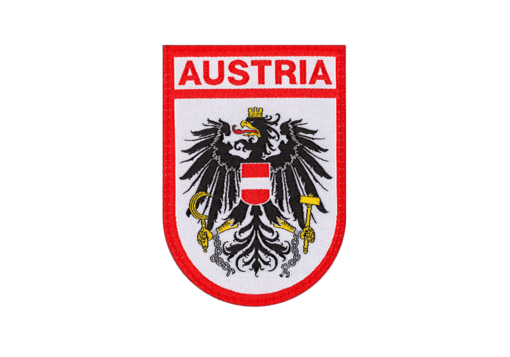 Austria Patch Color