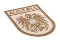 Austria Patch Desert