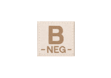 B-Neg-Bloodgroup-Patch-Desert-Clawgear