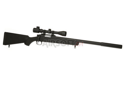 BAR-10 G-Spec Sniper Rifle Set Black (Jing Gong)