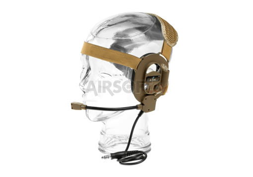 BM IV M-Tactical Headset Dark Earth (Z-Tactical)