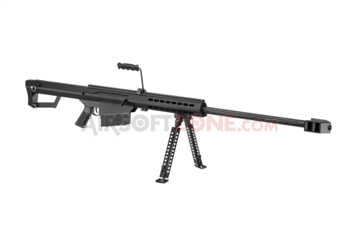 Barrett M82A1 Full Metal (Snow Wolf)