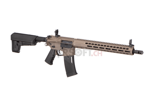 Barrett REC7 Carbine Full Power Dark Earth (Krytac)