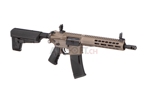 Barrett REC7 Full Power Dark Earth (Krytac)