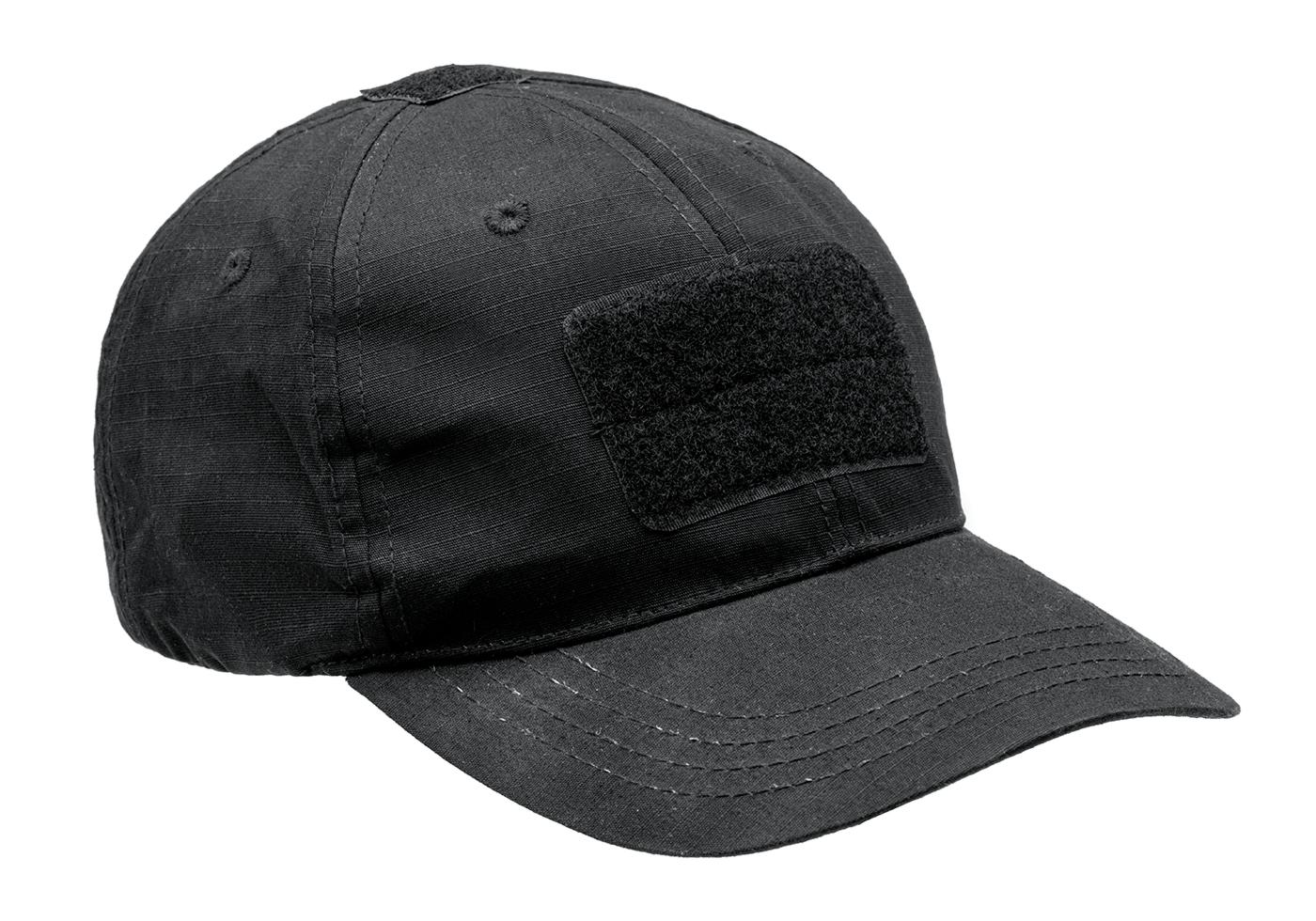 Baseball Cap Black - Caps - Headwear - Garments - invadergear.ch Online shop d3a7b646ce21