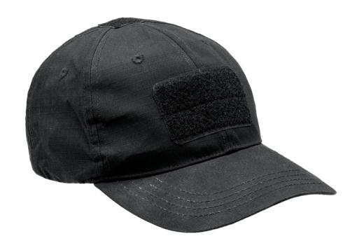 Baseball Cap Black - Caps - Headwear - Garments - invadergear.ch ... c87591bbee68
