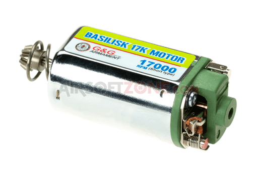 Basilisk 17K High Torque Motor Short Type (G&G)