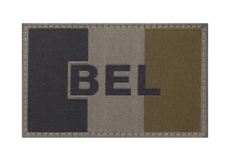 Belgium-Flag-Patch-RAL7013-Clawgear