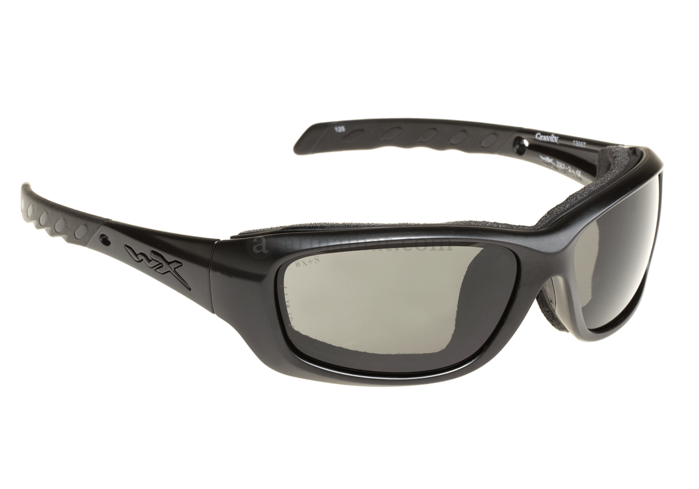 9014aeeb63b1 Black Ops WX Gravity Black (Wiley X) - Glasses - Eyewear ...