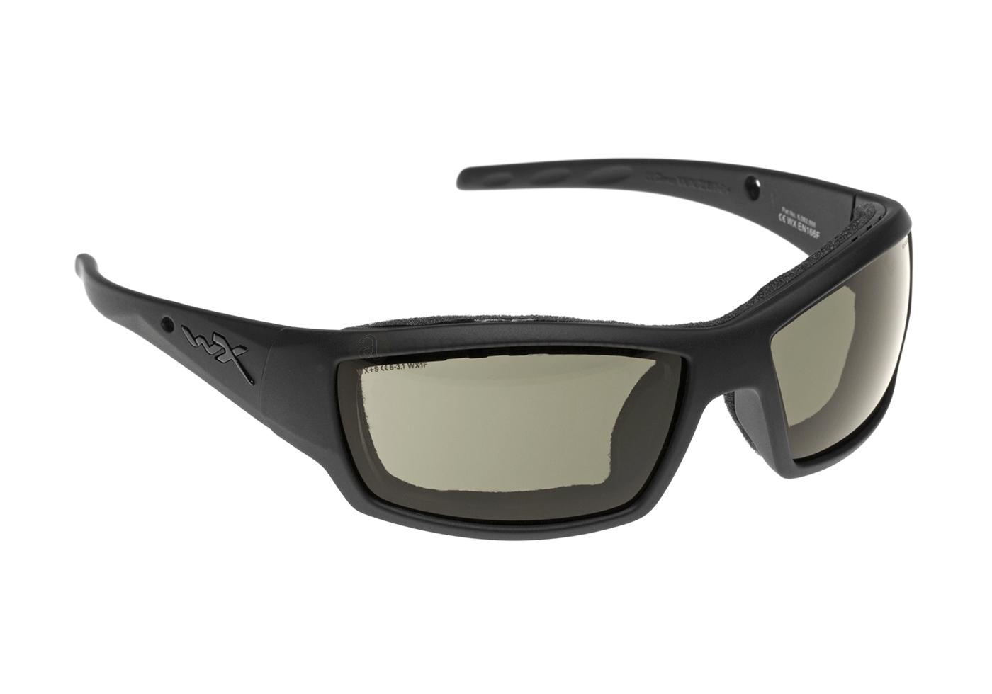 7d00499bcaa Black Ops WX Tide Black (Wiley X) - Glasses - Eyewear .