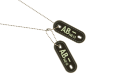 Bloodgroup-Rubber-Dog-Tags-AB-Neg-Glow-in-the-Dark-JTG