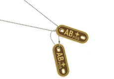 Bloodgroup-Rubber-Dog-Tags-AB-Pos-Desert-JTG