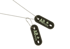 Bloodgroup-Rubber-Dog-Tags-AB-Pos-Glow-in-the-Dark-JTG