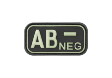 Bloodtype-Rubber-Patch-AB-Neg-Glow-in-the-Dark-JTG