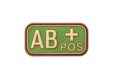 Bloodtype-Rubber-Patch-AB-Pos-Multicam-JTG